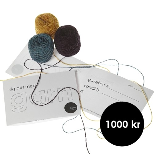 gavekort-1000