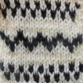 Strikkeprøve-nordkapp-garn
