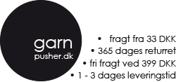 garnpusher.dk Logo