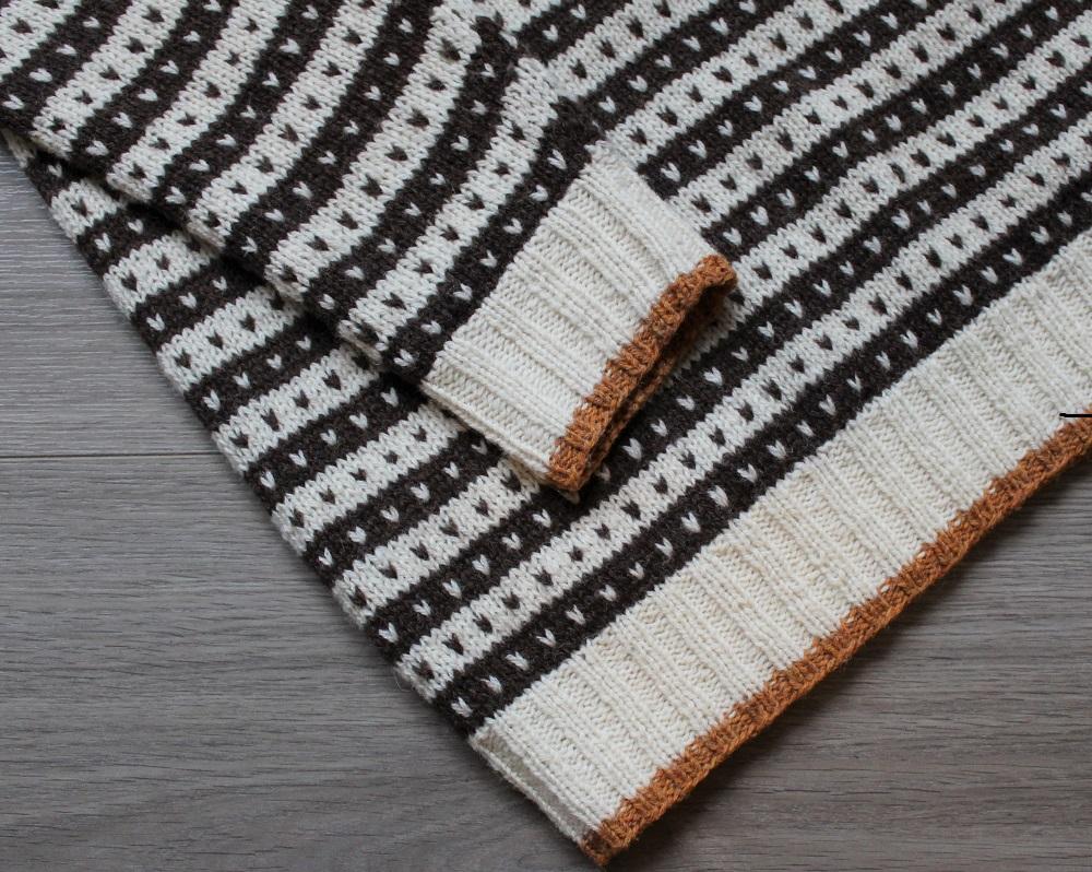 Kattegat-strikkekit-retrofarve-brun