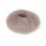 Superkid mohair garn sand er en kvalitets mohair i en sart sandfarve.