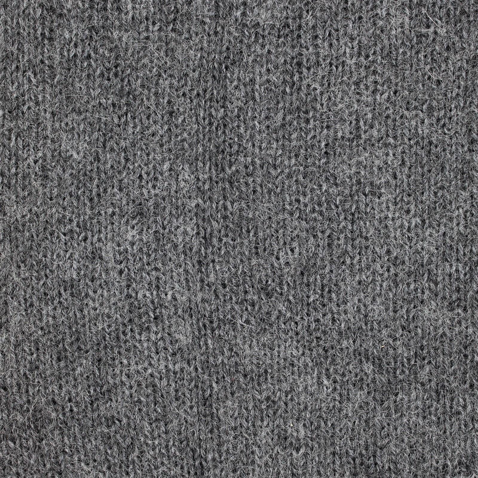 Mohair editon 4eren garn i dark grey