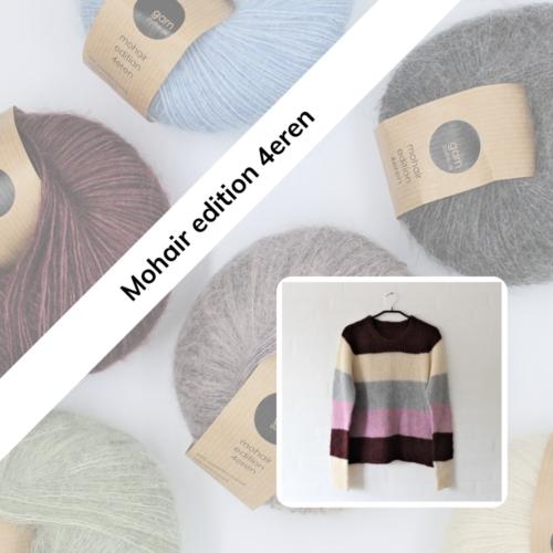 Garnpakke til Sekvens sweater