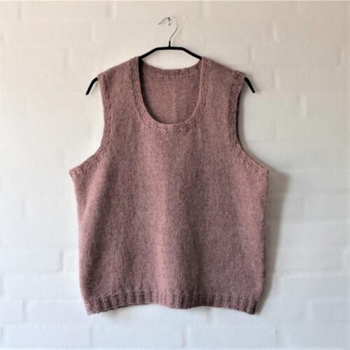 Sumaya vest i rosa