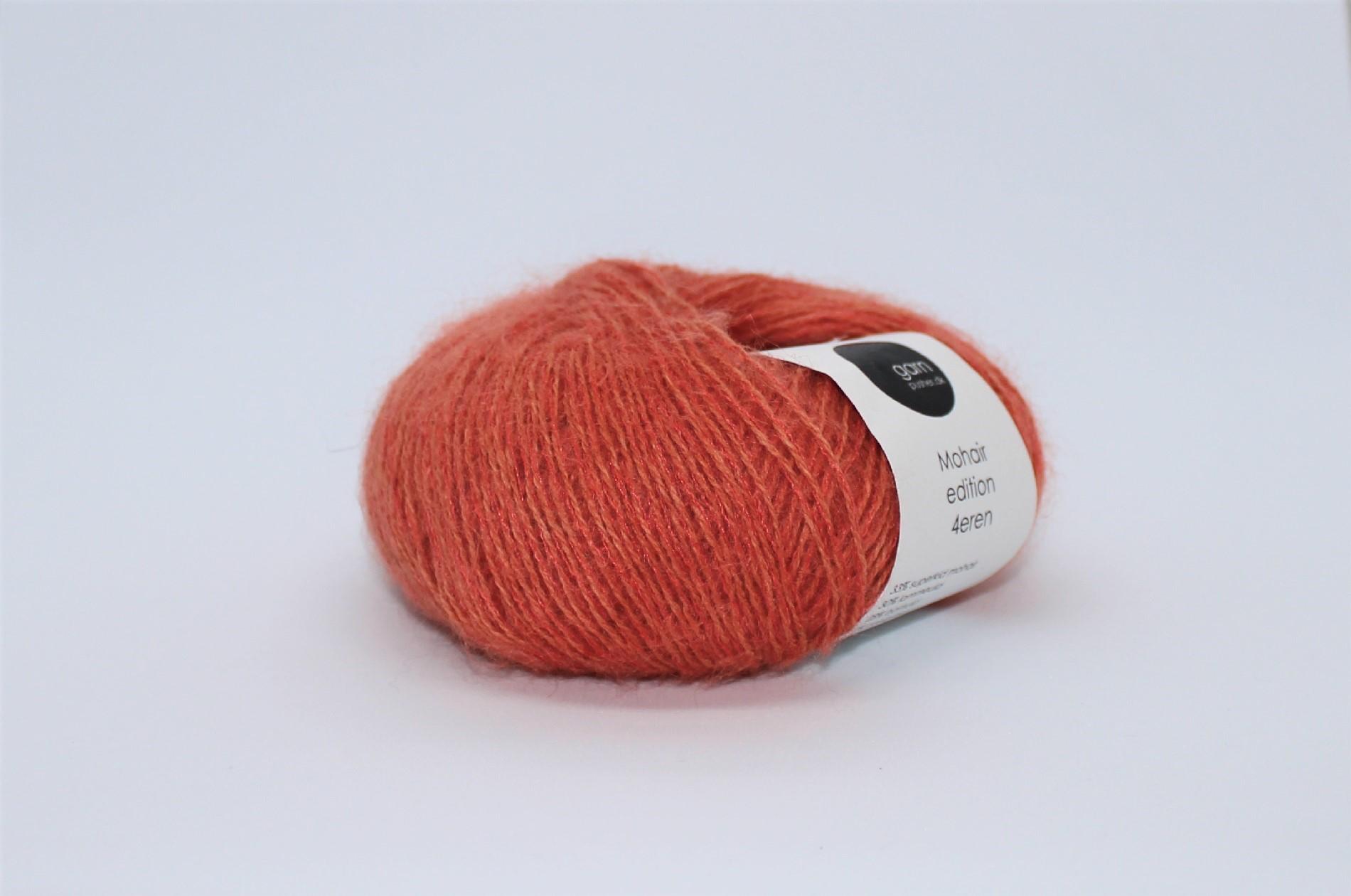 Mohair edition 4eren orange