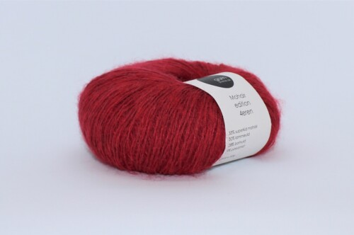 Mohair edition 4eren red