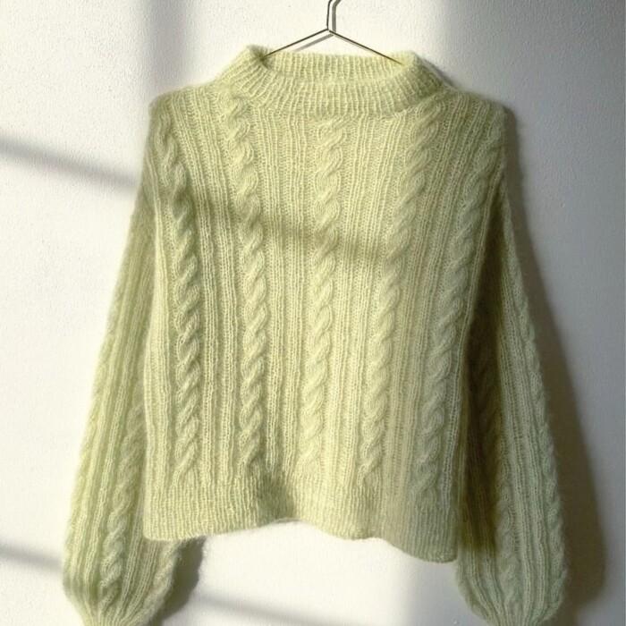 Snoet Ribsweater