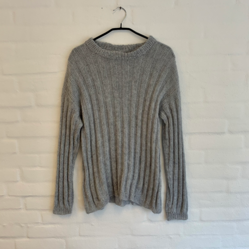 Striber På Langs Sweater