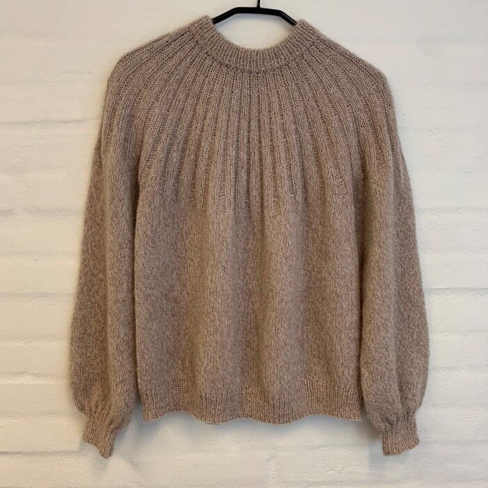 Sunday Sweater - Mohair edition